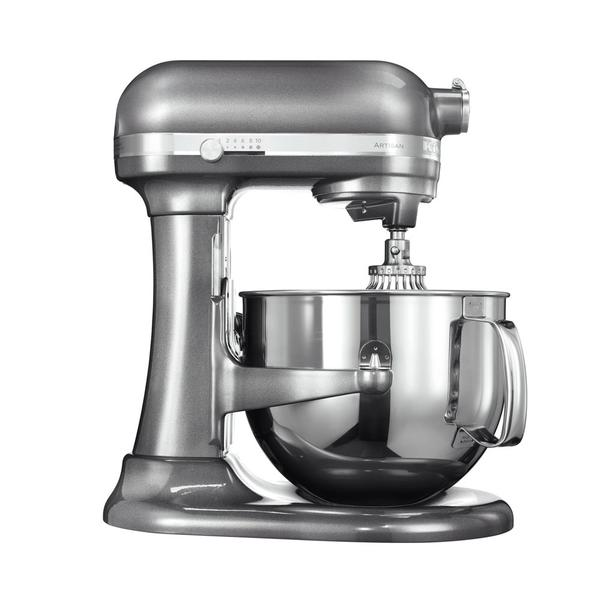 KitchenAid Artisan 5KSM7580X Gray Mixer
