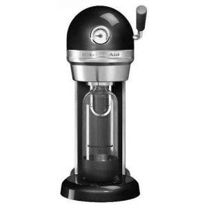 KitchenAid Artisan 5KSS1121OB/1 SodaStream Onyx, Sparkling Beverage Maker Black