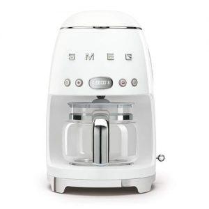 SMEG Filtre Kahve Makinası DCFO2WHEU – Beyaz