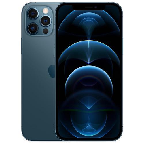 APPLE iPhone 12 Pro Max 128GB Pasifik Mavi MGDA3TU/A