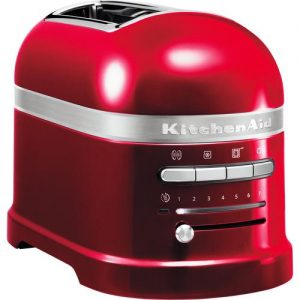 Kitchenaid Toaster 5KMT22O4ECA Candy Apple Red Color