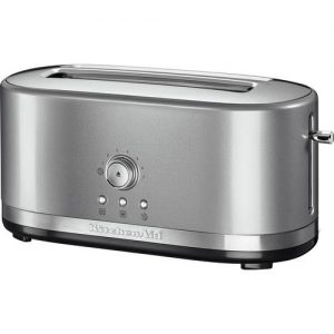 KitchenAid Toaster 5KMT4116 ECU Silver