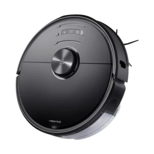 Roborock S6 MaxV Stofzuiger Zwarte Kleur