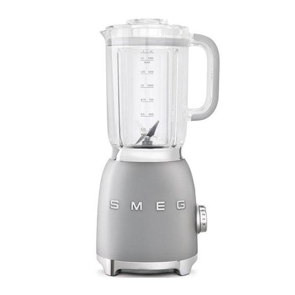 SMEG Blender BLF0'ISV Zilverkleur