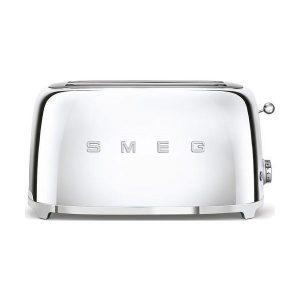 SMEG Toaster TSFO2SSEU Chrome Color